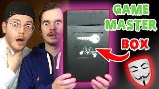 GAME MASTER führt uns zu KRASSER MYSTERY BOX... (WAS IST DA DRIN) !!!