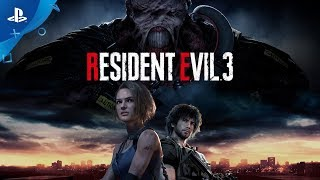 Download Resident Evil 3 - State of Play Announcement Trailer | PS4 Mp3 and Videos