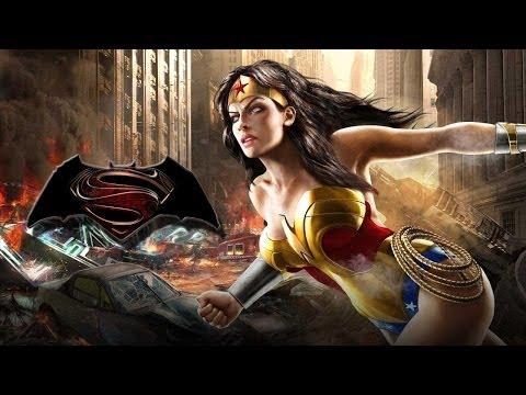 Wonder Woman In SUPERMAN VS. BATMAN? Perhaps...
