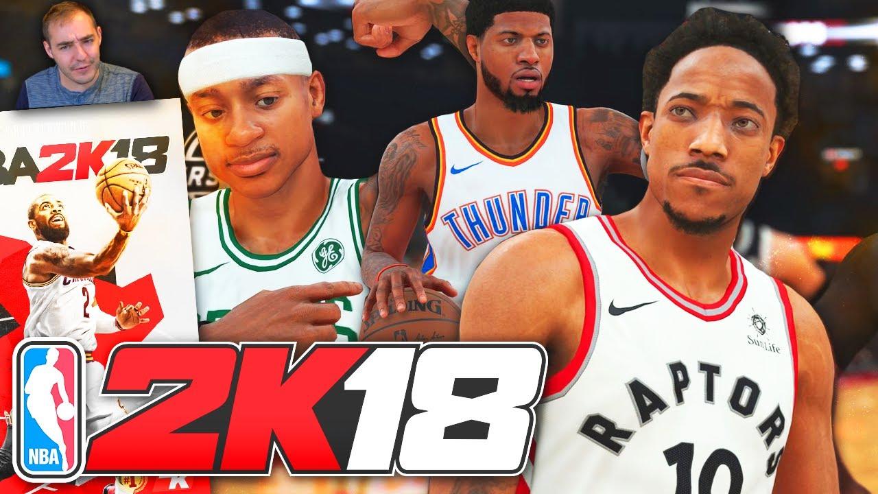 22a670bde NBA 2K18 SCREENSHOTS! FIRST LOOK AT NEW HAIRSTYLE
