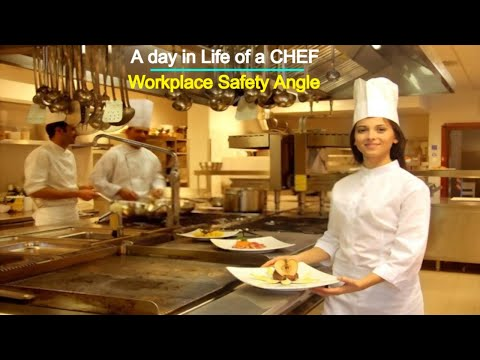 Health and safety Issues in life of a CHEF   Kitchen Workplace Safety   Restaurant Health & Safety