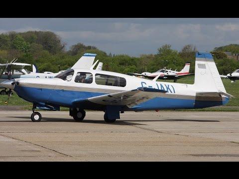 Flying a Mooney 20R Ovation