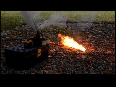 UTS Ignition Test #3 September 20, 2017 - youtube.UTSSpace.com #98