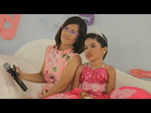 Louise Antonette's Barbie the Princess and the Popstar 7th Birthday Themed Party- Song by Katy Perry