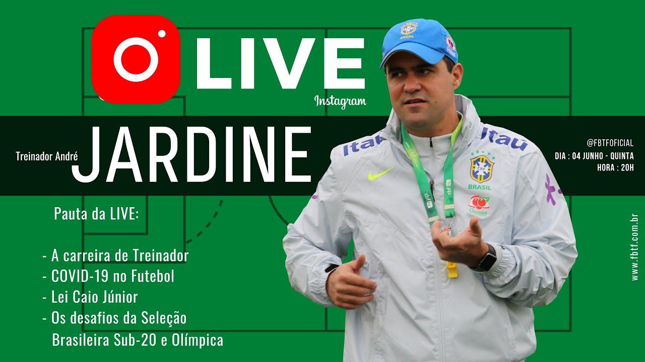 André Jardine x FBTF LIVE