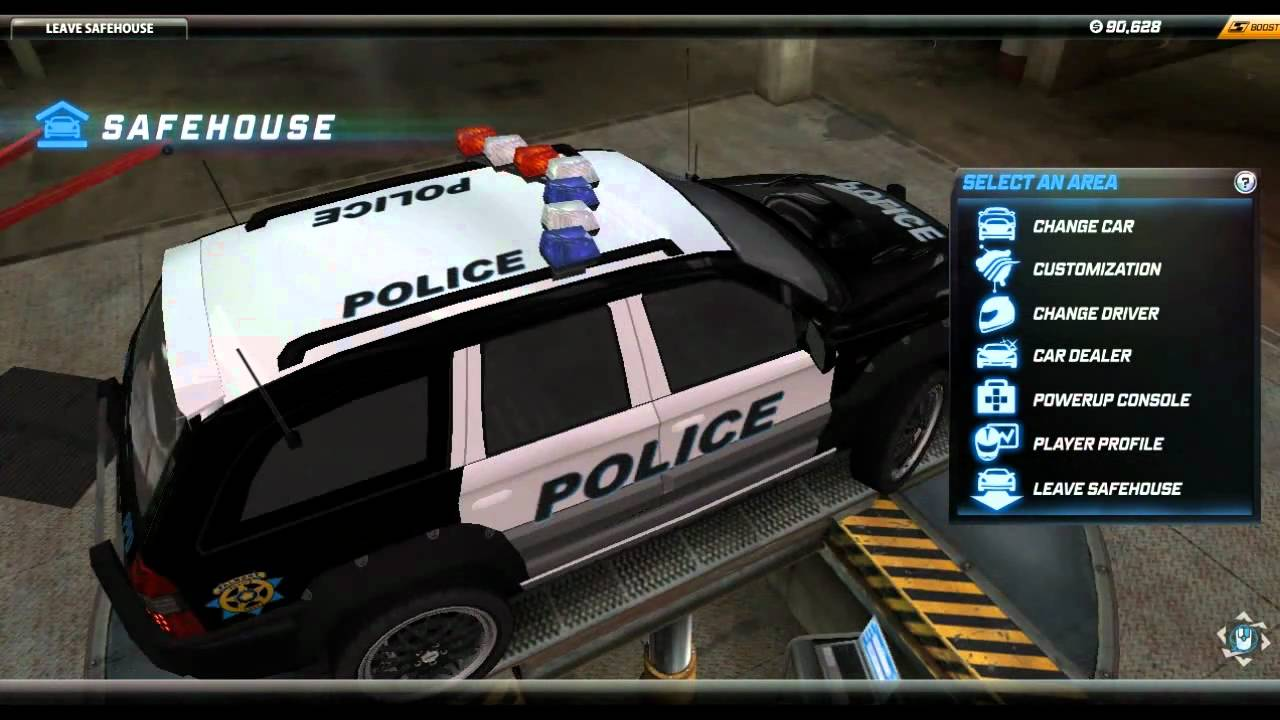 nfs world police cars 6 of 9 police rihno youtube. Black Bedroom Furniture Sets. Home Design Ideas