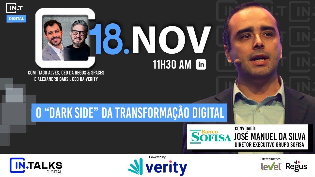 """O """"dark side"""" da transformação digital"""
