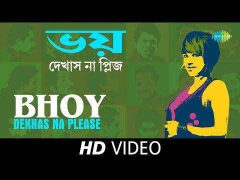 Bhoy Dekhas Na Please - Sunidhi Version   Hawa Bodol   Parambrata, Raima Sen   HD
