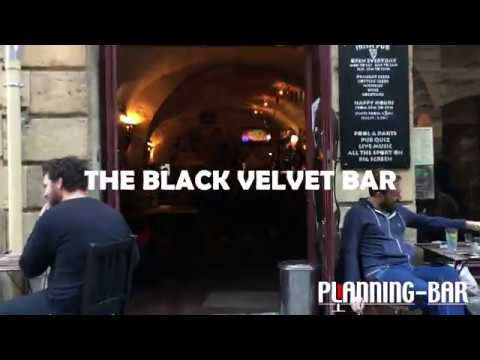The black velvet bar bordeaux - YouTube
