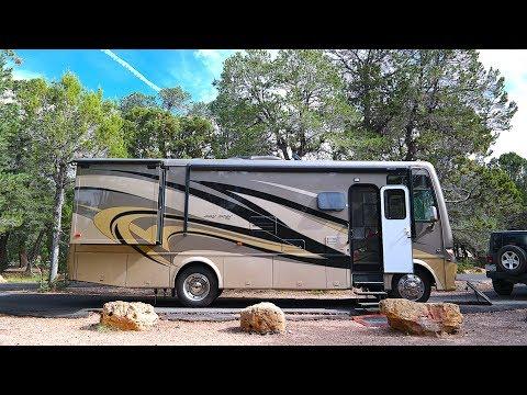 Full Hookup Camping Near Grand Canyon
