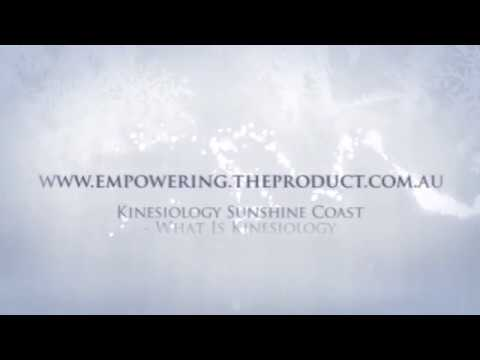 Kinesiology Sunshine Coast   What Is Kinesiology