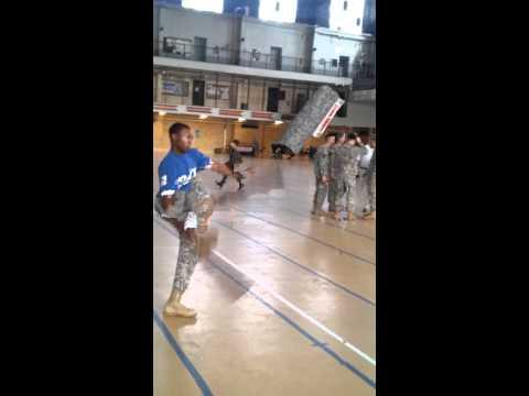 Pershing Rifles Kilo-4 Thomas Duren