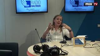 """Анастасия Блохина в программе """"Культпросвет""""#MIXTV"""