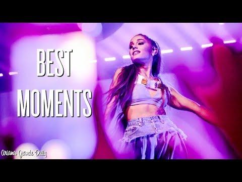 Ariana Grande - Best Moments (Dangerous Woman Tour)