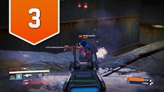 Destiny (PS4) - Live Crucible Multiplayer Gameplay #3 - HE GOT A PENTA!