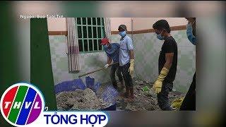 THVL | Bí ẩn ngôi nhà ở Bình Dương có 2 thi thể trong khối bê tông
