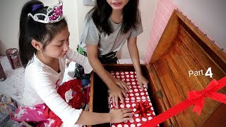 NEVER ENDING BIRTHDAY CHALLENGES TO AUREA | Part 4