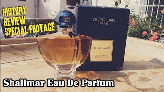 Guerlain Shalimar Eau de Parfum 2019 Fragrance Review