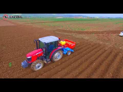 Machine de Plantation de Pommes de Terre