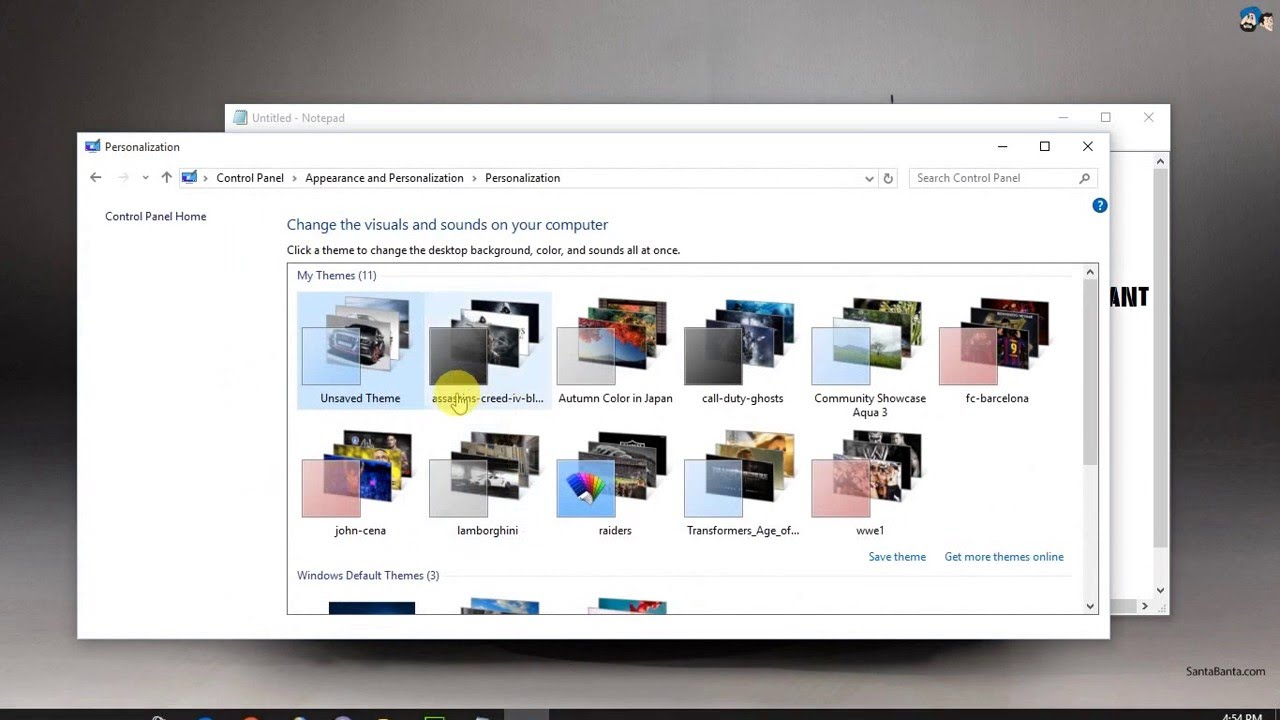 Cách Lấy Hình Ảnh Trong Chủ Đề Trên Windows 10 Đơn Giản - VERA STAR