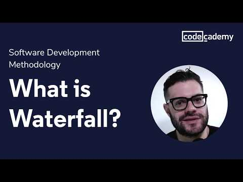 Software Development Methodology: What Is Waterfall?