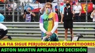 INJUSTICIA! Sebastian Vettel DESCALIFICADO por la FIA! | Darius Motors.
