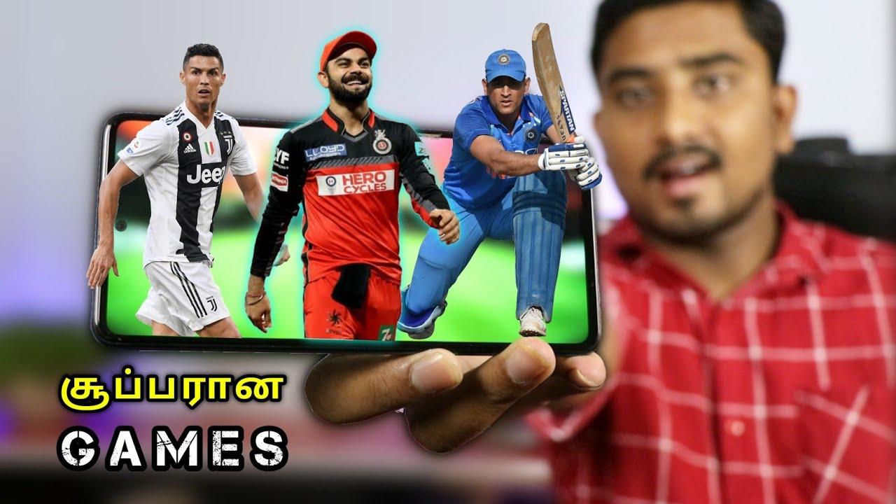 கெத்தான Android Games | Top 5 Android Games In Tamil