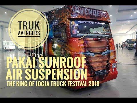 Sopir Truk Avengers Tajir Modif Rp 300 Juta   otomotifmagz.com