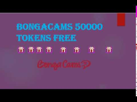 bongacams token hack - 80000 Tokens Free