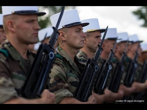 Regiments of the French Foreign Legion (documentary)