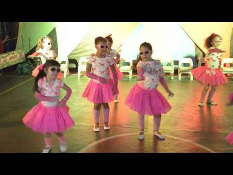 MD Cia de Dança 2015 - O mundo cor de rosa ( Barbie Girl )