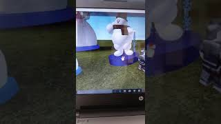 Gambar cover Tails productions Roblox spinning snowflake snowman game update