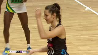 Netball World Cup | Silver Ferns v Zimbabwe Highlights