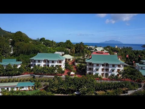 Seychelles #1 of top self caterings on Beau Vallon, Mahe - La Fontaine Holiday Apartments and Villas