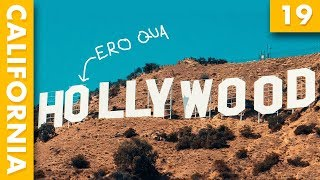 BEHIND THE HOLLYWOOD SIGN! California Vlog 18 | Marcello Ascani