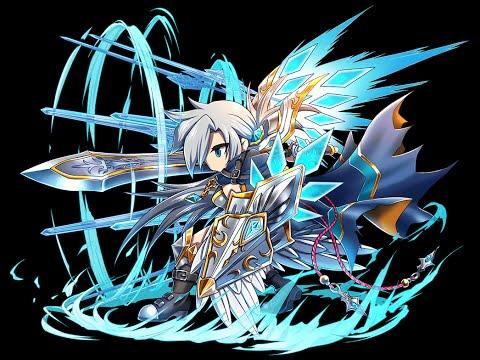 [Brave Frontier] Critical Team Showcase #2: Holy Blades Sefia (1 Zebra Leader)