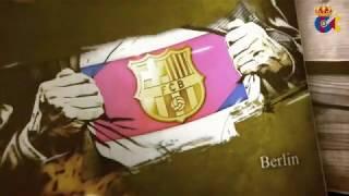 Uefa champions league final 2015 | fc barcelona berlin cules of kerala 6 june