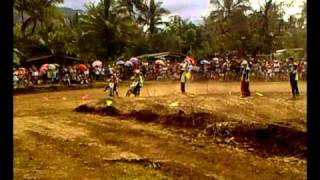 Bukidnon Bikers motocross underbone category