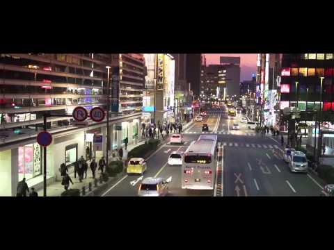 station YOKOHAMA timelapse