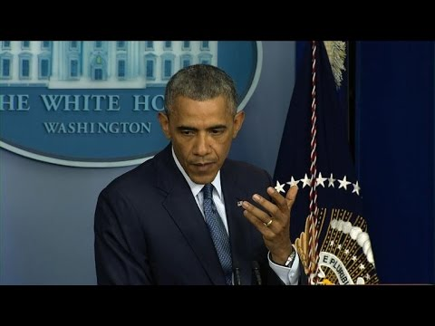 Obama: New truce 'very hard' if no confidence in Hamas