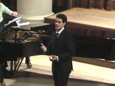 Thiago Arancam - FOSCA - Ah! Se tu sei fra gli angeli (C. Gomes)