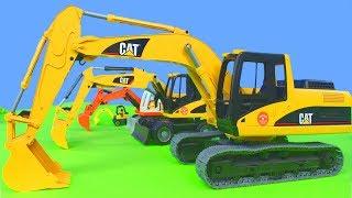 Bagger von Bruder, Lego Duplo, Playmobil & Paw Patrol   Lastwagen, Trucks & Kran Spielwaren Toys