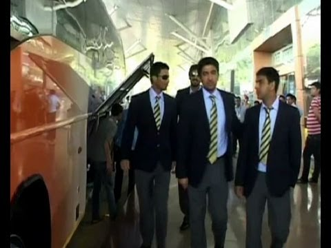 Faisalabad Wolves arrived in Chandigarh