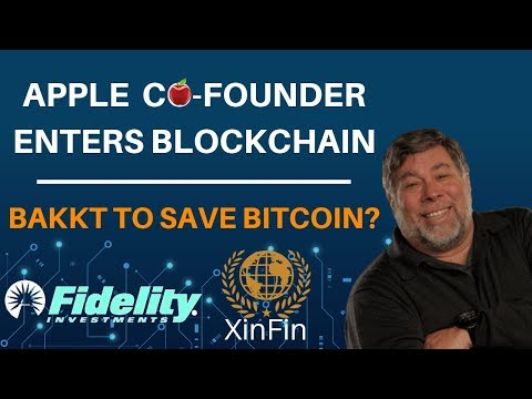 BAKKT To Save Bitcoin? Steve Wozniak Enters Blockchain - Tod