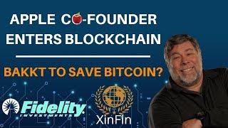 BAKKT To Save Bitcoin? Steve Wozniak Enters Blockchain - Today's Crypto News