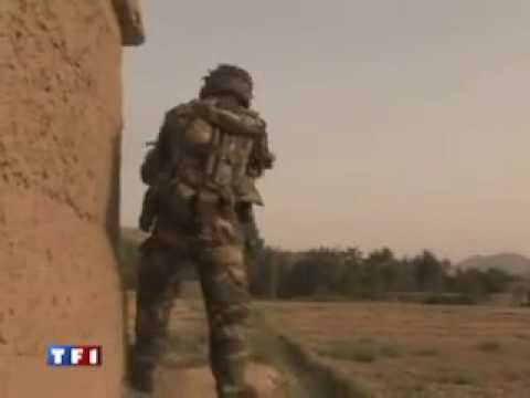 French Soldiers ambushed in Afghanistan