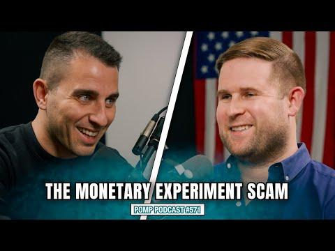 The Monetary Experiment Scam   Dan Held   Pomp Podcast #571
