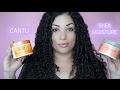 Cantu -VS- Shea Moisture | Curly Hair Products