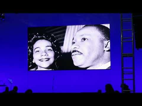 NAIAS 2018 Rev Dr Martin Luther King Birthday