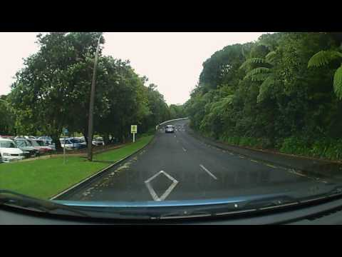 Drive Through WITT, New Plymouth -- May 17 2017